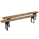 Zahradní set - lavice